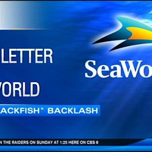 SeaWorld's full-page fight against 'Blackfish'