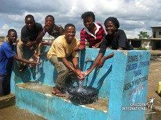 World Water Day -- Especially Meaningful for Youth Working to Provide Clean Water to Others With Children International