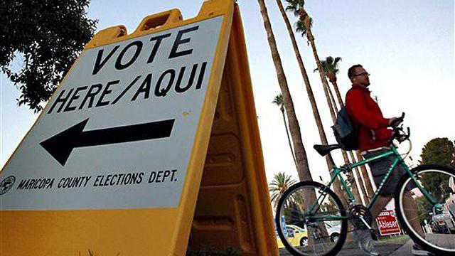Supreme Court strikes down Arizona voting law