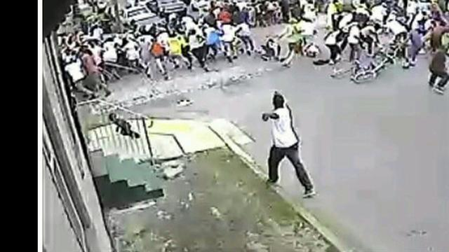 Police looking for up to 3 men in New Orleans parade shooting