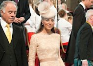 JO de la mode : mdaille d&#39;or du port de chapeau pour Kate Middleton !