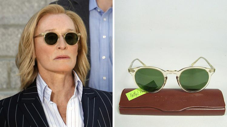 "Glenn Close ""Damages"" Wardrobe"