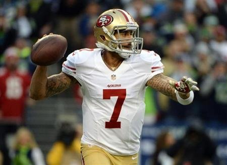 Police investigating NFL quarterback Kaepernick after complaint by