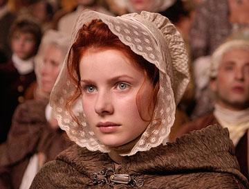 Rachel Hurd-Wood in Dreamworks' Perfume: The Story of a Murderer