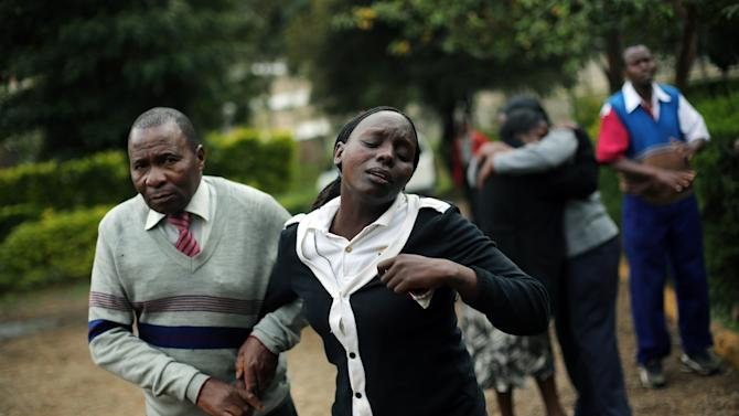 Kenya attack unfolded in up and down Twitter feeds