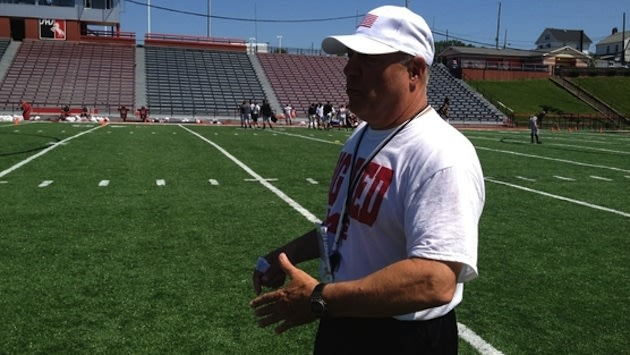 Steubenville football coach Reno Saccocia, who was given a 2-year extension but could face charges — Change.org