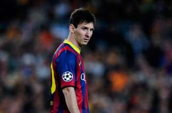 Messi's father plays down Barcelona exit talk