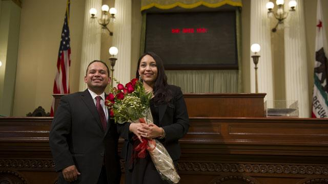 California Lawmaker Proposes Marriage on Assembly Floor