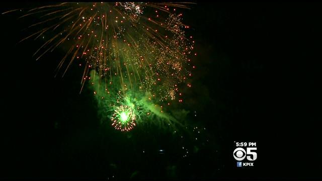 4th of July Fireworks Show Canceled In Cupertino Because of Drought