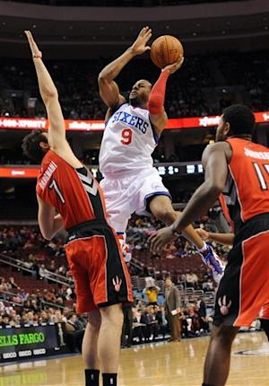 76ers beat Raptors 97-62 for 4th straight win