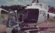 Video: Helicopter Shakes Itself To Pieces