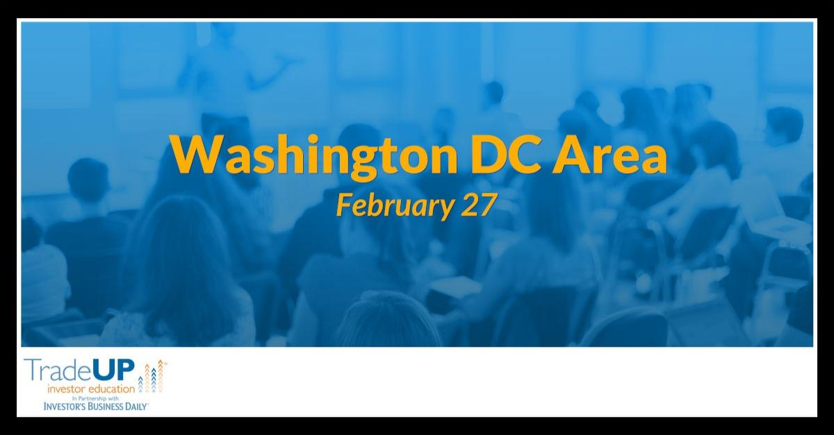 Free Workshop in Washington DC Area, Feb. 27!