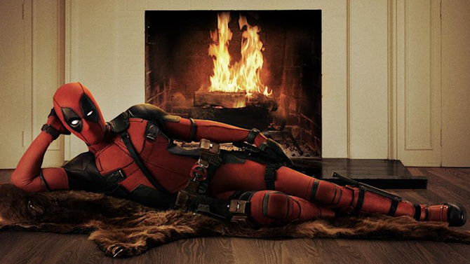 Breaking: Ryan Reynolds in official Deadpool costume is as sexy as you hoped