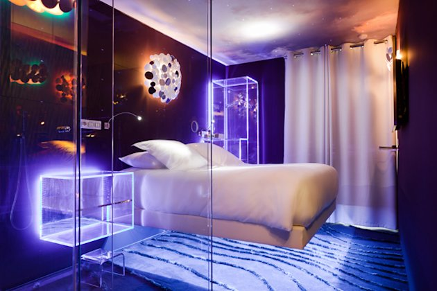 Heavenly hotel beds 