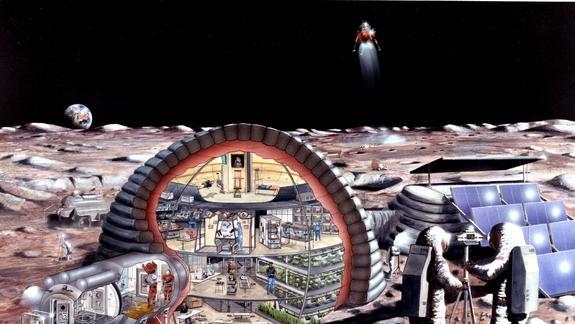 Destination Moon: Private Spaceflight Companies Eye Lunar Bases