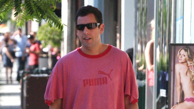 Adam Sandler Daughters Bvrly Hlls