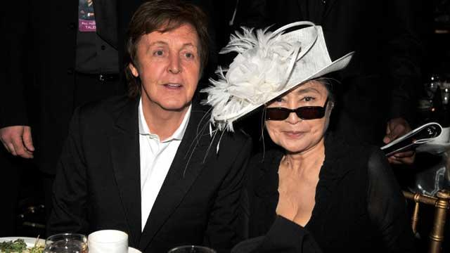 McCartney: Yoko Didn't Break Up Beatles
