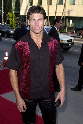 Paul Logan at the Beverly Hills premiere of 20th Century Fox's Moulin Rouge