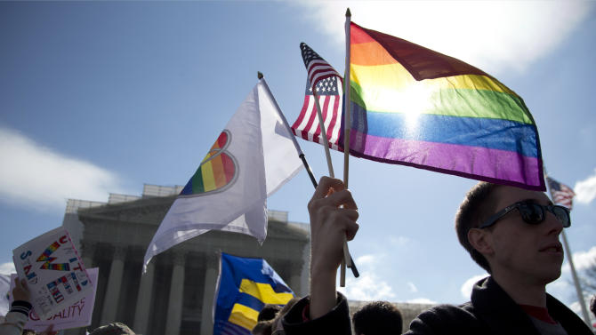However court rules, gay marriage debate won't end