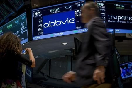 AbbVie sales blow past forecasts, fueled by Humira