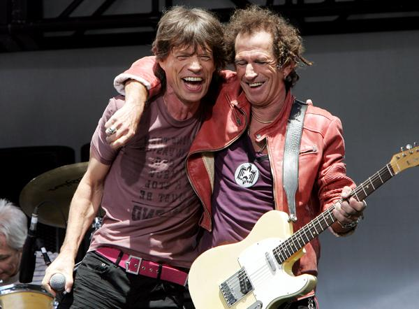 Keith Richards Apologizes To Mick Jagger