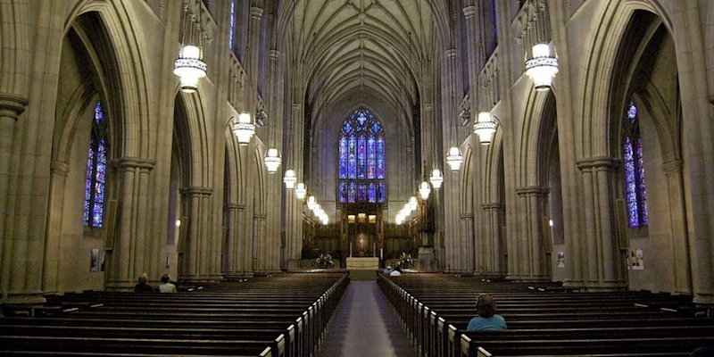 Duke University Chapel Church