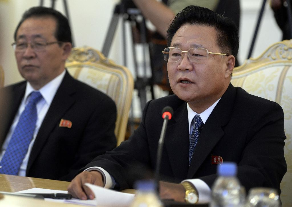 N. Korea leader's aide expelled to farm: intelligence agency