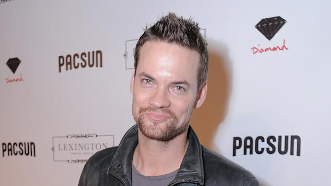COMMERCIAL IMAGE - Shane West attends the 2012 Summer Lex Event presented by PacSun on Saturday, June 30, 2012 in Los Angeles, CA.  (Photo by Jordan Strauss/Invision for PacSun/AP Images)