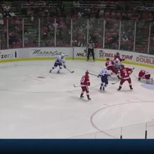 Petr Mrazek Save on Cedric Paquette (02:34/3rd)