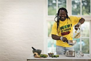 Levi Roots interview: &amp;#39;My passion helped me become a millionaire&amp;#39;
