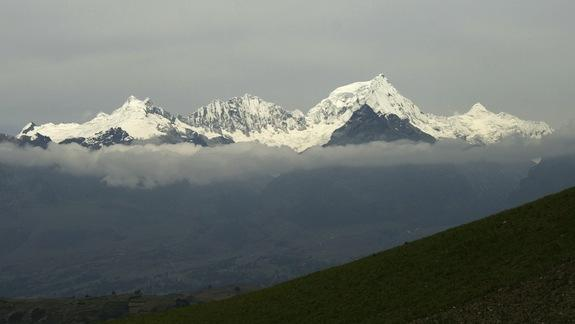 Andes Glaciers Vanishing Rapidly, Study Finds