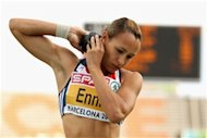 The Jessica Ennis interview