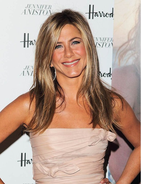 Aniston Jennifer Frgrnce Lnch