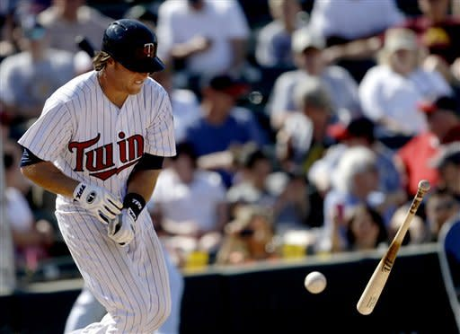 Darin Mastroianni hopes for outfield job on Twins