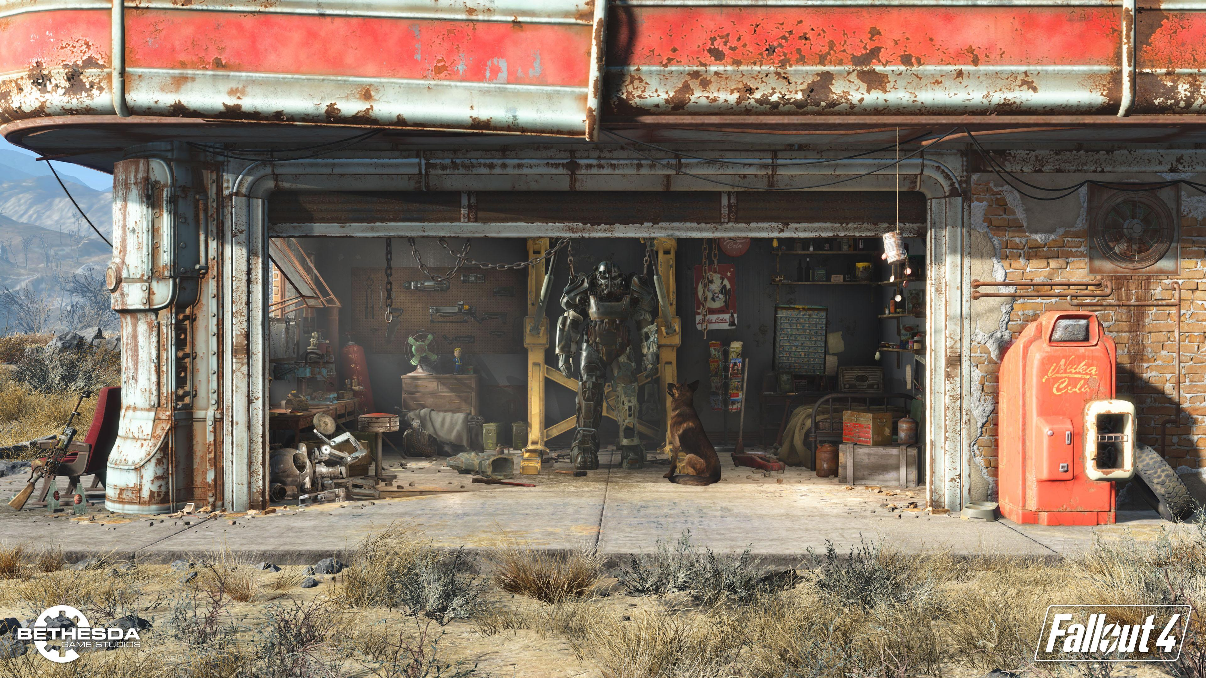 PC download charts: 'Fallout 4,' 'Star Wars Battlefront'