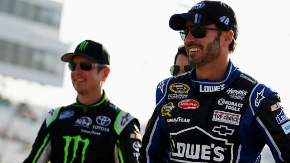Track Smack: Busch reborn, Chase picks and the other race