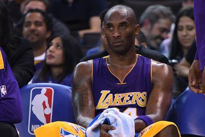 The only way to save Kobe Bryant from himself is to play him less