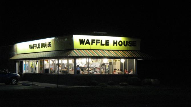 Fearless Waffle House Customer Shoots Thief During Attempted Robbery