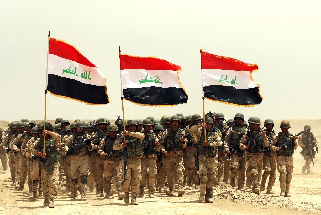 Iraq PM says country has sufficient forces to fight IS