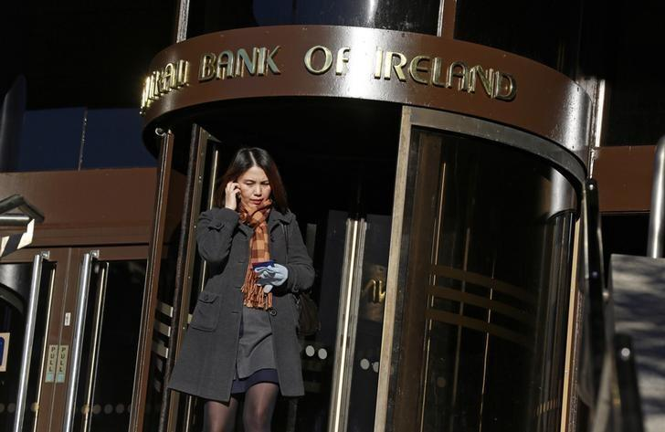 Bank of Ireland shares fall 6 percent as Fairfax sells stake