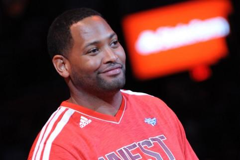 NBA legend Horry a Big Shot in UAE capital