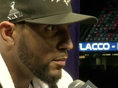 Ray Lewis: I Was a Follower, Now I'm a Leader