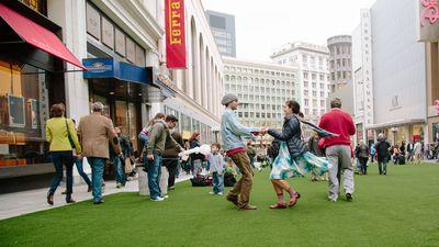 Union Square's Winter Walk Pops Up on Friday