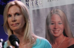 Natalee Holloway's activist mother