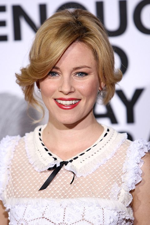 I Love You Man LA premiere 2009 Elizabeth Banks