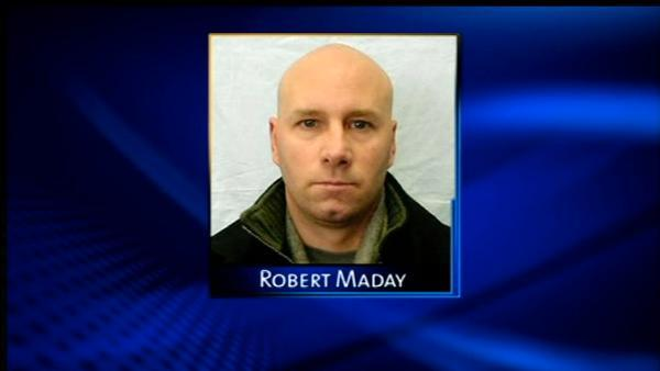 2009 jail escapee Robert Maday guilty on all counts
