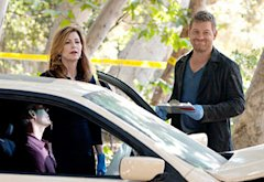 Dana Delany, Nicholas Bishop | Photo Credits: Michael Desmond/ABC