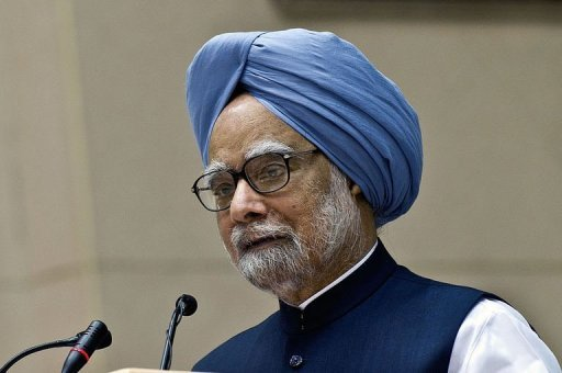"<p>Indian Prime Minister Manmohan Singh, seen in New Delhi in April 2012. India's prime minister has hit back at critics of his graft-tainted government, stressing his own ""high standard"" of personal integrity and lauding his administration as a beacon of transparency.</p>"