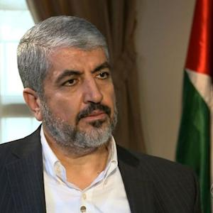 "Hamas leader: ""I do not want to live with a state of occupiers"""