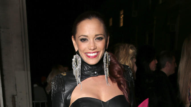 Jessica Sutta attends the 4th Annual Social Media Rock Stars Summit, on Friday, February, 8, 2013 in Los Angeles(Photo by Todd Williamson/Invision for Billboard Magazine/AP Images)